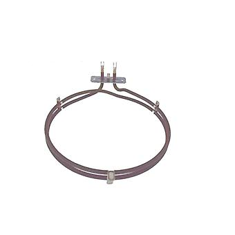 Proline Replacement Fan Oven Cooker Heating Element (2100w) (2 Turns)