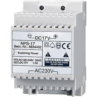 GEV 08834402 ovi intercom DIN rail virtalähde