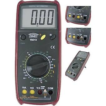 Testboy TB 313 handheld multimeter digitale CAT III 600 V display (tellingen): 2000