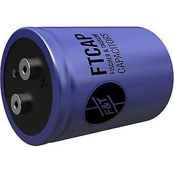 FTCAP GMA10310050080 elettrolitici condensatore vite 10000 µF 100 V (Ø x H) 50 mm x 80 mm 1/PC