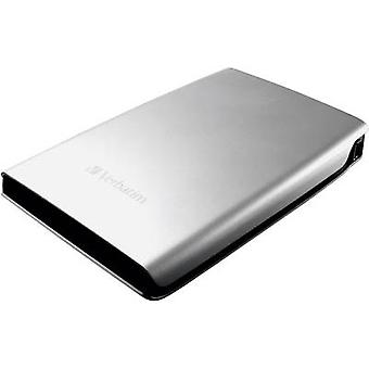 Verbatim Store n Go 2.5 external hard drive 1 TB Silver USB 3.0