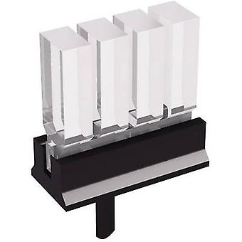 Mentor 1296.4104 Lichtrohr Starrer Panel-Fit, Press-Fit