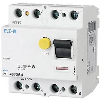 Eaton 236780 RCCB 4-pins 63 A 0,03 per 400 V