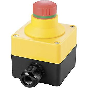 Schlegel SIL22_QRBLUV_118308 Kill switch 250 V AC 16 A 2 breakers IP65 1 pc(s)