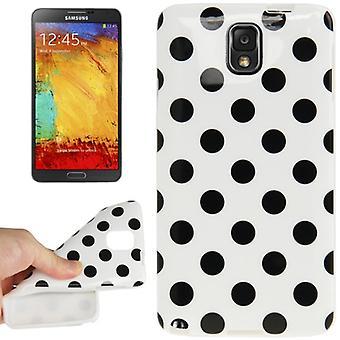 3 N9000 टच मोबाइल सैमसंग आकाशगंगा के लिए सुरक्षात्मक मामले