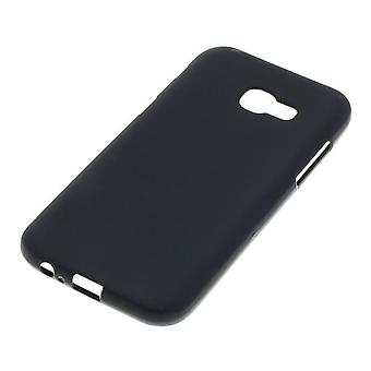 Mobile case TPU protection case bumper shell for Samsung Galaxy A5 2017 black new new