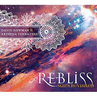 David Newman & Krishna Venkatesh - Re-Bliss: Stars Revisited [CD] USA import