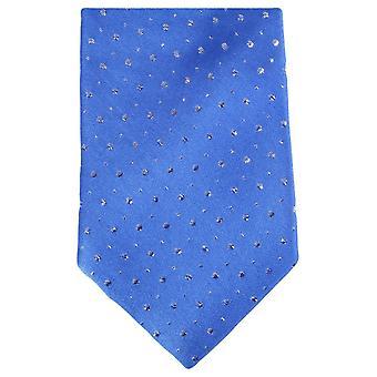 Knightsbridge kaulavaatteita Glitter Tie - sininen