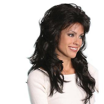Fashion women long straight Jody wig