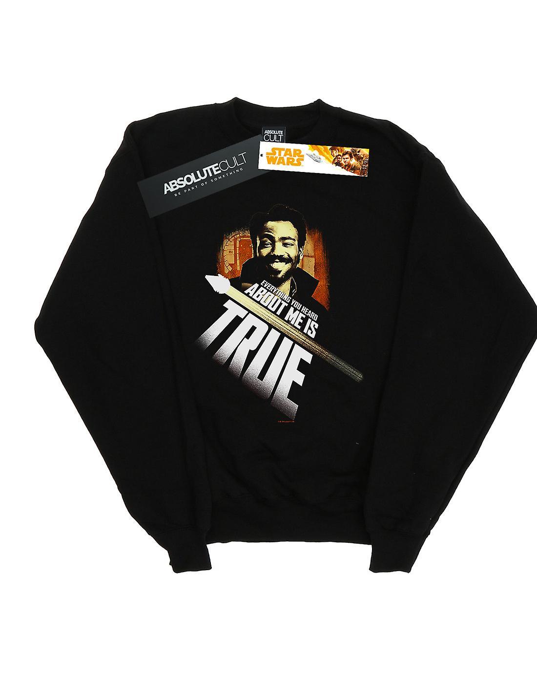 Star Wars Boys Solo True Lando Sweatshirt