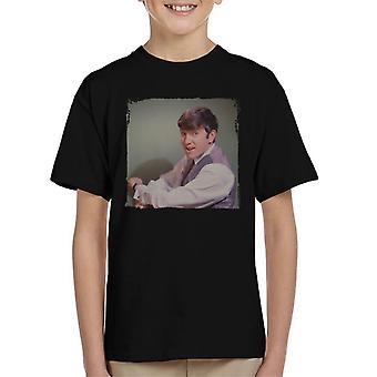 TV Times Jimmy Tarbuck 1964 Kid's T-Shirt