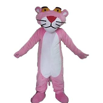 SPOTSOUND of the Pink Panther cartoon character mascot
