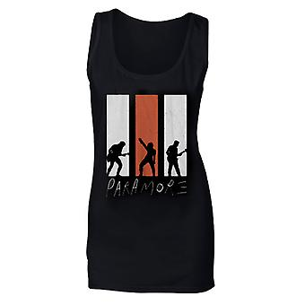 Paramore Live Shadows Tank-Top Girlie