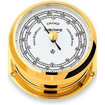 Wempe maritime chronometer works barometer pirate II CW000006