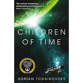 Barn av tid (huvudsaklig marknad Ed.) av Adrian Tjajkovskij - 9781447273