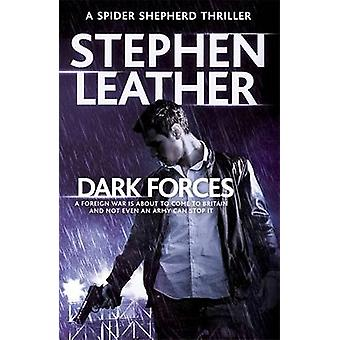 Siły ciemności - 13 Spider Shepherd Thriller Stephen Leather - 9
