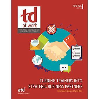 تحويل المدربين إلى شركاء الأعمال الاستراتيجية قبل انغريد جيه غيرا