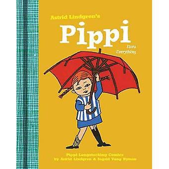Pippi corrigeert alles door Astrid Lindgren Ingrid Vang-Nyman - 97817