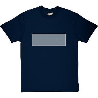 T-shirt fuera de contexto problema los hombres