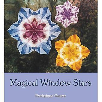 Magische Fenster Sterne