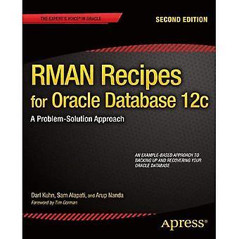 Ricette RMAN per Oracle Database 12c