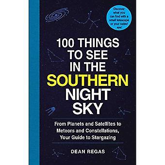 Eteläisen taivaan 100 nähtävyydet