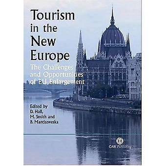 Tourisme à la nouvelle Europe: les défis et les possibilités d'élargissement de l'UE (Cabi Publishing)