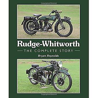 Rudge-Whitworth: Hele historien (Crowood Motoclassics)