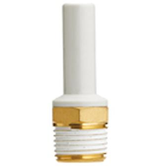 Smc Kq2N06-01As One-Touch Fitting White Color - Adaptor