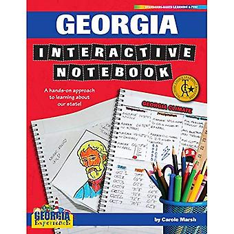 Georgia Interactive Notebook: A Hands-On Approach to Learning about Our State! (Georgia Experience)