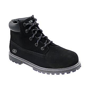 Треккинг обувь Skechers Мекку Bunkhouse 93158L-BLK дети