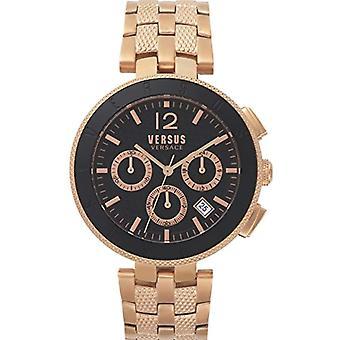Versus Versace men's Quartz Watch Analogueico with stainless steel strap VSP762618