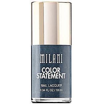 Milani kleur instructie Nail lak-35 houtskool charme