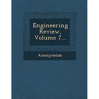 Teknisk granskning volym 7... av anonym
