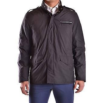 Marc Jacobs Ezbc062034 Men's Black Nylon Outerwear Jacket