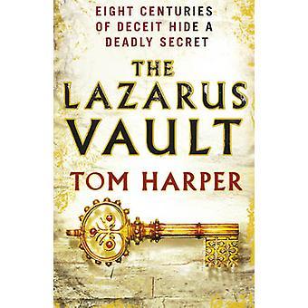 La bóveda de Lázaro por Tom Harper - libro 9780099547839