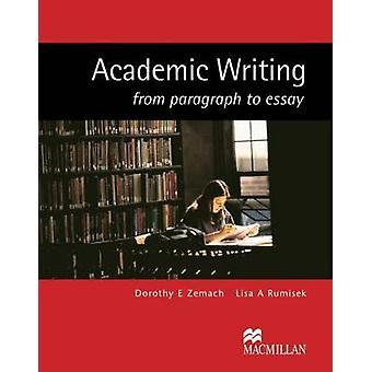 Écriture académique de Dorothy E Zemach - Book 9781405086066