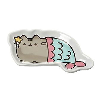 Pusheen Mermaid Trinket Tray