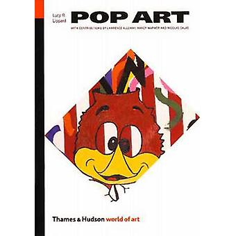 Pop Art (3rd edition) by Lucy R. Lippard - 9780500200520 Book
