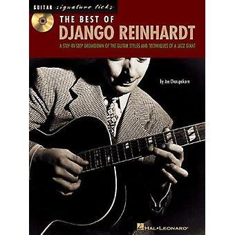Django Reinhardt Best Of Sig Licks/CD Book