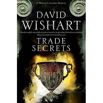 Trade Secrets - A Mystery Set in Ancient Rome (Large type edition) by