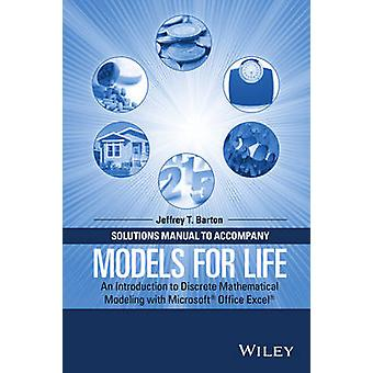 Solutions Manual to Accompany Models for Life - An Introduction to Dis