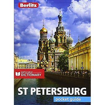 Berlitz Pocket Guide - St Petersburg by Berlitz - 9781785730566 Book
