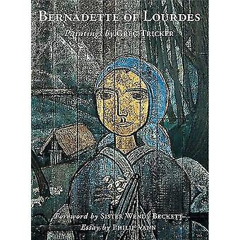 Bernadette of Lourdes - Paintings and Sculptures by Greg Tricker by Ph
