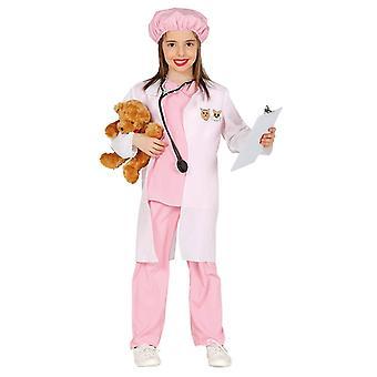 Tierarzt-Kostüm Mädchen