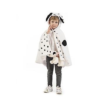 Mantel Dalmatische kinderen Cape kinderen kostuum kinderen Cape kostuum kinderen
