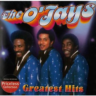O'Jays - Greatest Hits [CD] USA import
