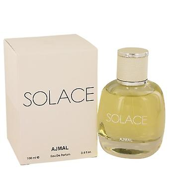 Ajmal solace eau de parfum spray by ajmal 538949 100 ml