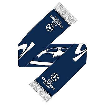 Ligue des Champions tricot écharpe de Football Crest