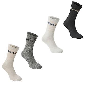 Gelert Mens Walking Boot Socks 4 Pack